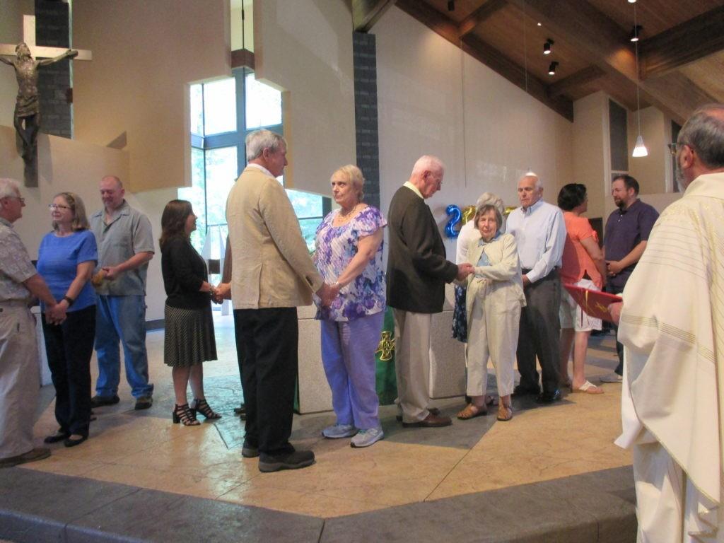 Quinquennial Mass