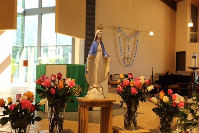 Rosary Garden